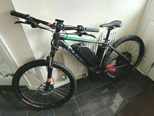 Cube 2400W 52V 19.2 AH Electric Mountain Bike (Ex-Demo)