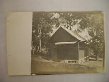 VINTAGE REAL PHOTO POSTCARD TOURIST CABIN IN BRANSON MO UNMAILED CIRCA 1910