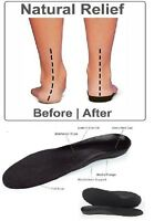 SLIMFLEX Full Length INSOLE ORTHOTIC HEEL, ARCH, KNEE, LOWER BACK PAIN SUPPORT