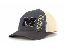 low priced 21c47 a3f64 Ole Miss Rebels Recruit Rebel Nation Hat Cap Lid NCAA Mississippi SEC MS  1fit SM