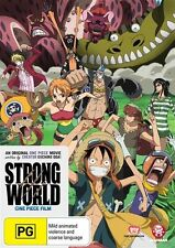 One Piece Movie - Strong World (DVD, 2014)