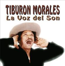 """Morales,Tiburon""-La Voz Del Son CD NEW"