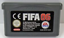 Nintendo Game Boy Advance GBA - Fifa 06 + Die Wilden Kerle Fussball Teufelstopf