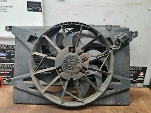 FORD TERRITORY SY BF FG FALCON  6 CYL SINGLE THERMO FAN