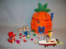 Lego Set 3834 Good Neighbors at Bikini Bottom SPONGEBOB SQUAREPANTS 100% w/ book