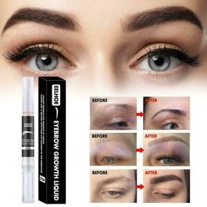 3ml Eyebrow Growth Serum Eyebrow Boost Enhancer Natural Extensio Rapid P2B7