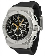 TW Steel TW680 Renault F1 Team Pilot Chronograph Tachymeter Men's Watch $825