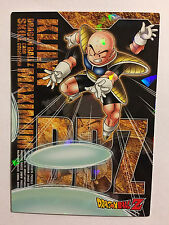Dragon Ball Z Skill Card Collection M13