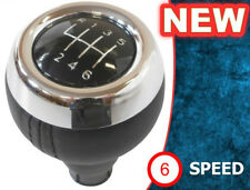 GEAR STICK SHIFT KNOB CHROME FOR MINI COOPER R55 R56 R57 R58 R59 6 SPEED *NEW*