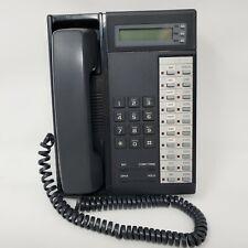 TOSHIBA EKT-6520SD BUSINESS SPEAKER DISPLAY PHONE (CHARCOAL) 20 BUTTON