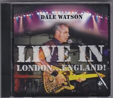 Dale Watson - Live In London ...England - CD (AUD-CD-8157 Audium 2007)