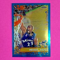 2001-02 Topps Chrome #95 Michael Jordan Chicago Bulls & Washington Wizards