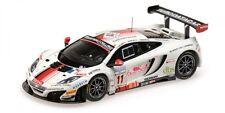 McLaren MP4-12c Gt3 Art Grand Prix Leclerc Parisy Soucek 24h Spa 2013 1:43 Model