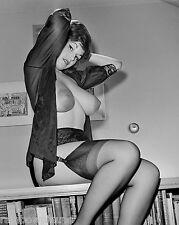 A680 8x10 BUSTY '60s Superstar, JULIE WILLS * FABULOUS BREASTS + BONUS! (NUDES)