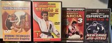 Marcelo Garcia Dvds All Four Volumes
