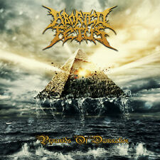 "ABORTED FETUS ""Pyramids of Damnation"" death metal CD"