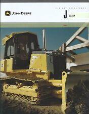 Equipment Brochure - John Deere - 700J - Crawler Dozer - c2007 (E3768)