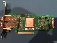 PN 42D0510 (FRU 00Y5629) Lenovo QLogic 8 Gb FC Dual-port HBA -High Profile Brack