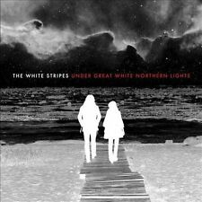 WHITE STRIPES Under Great White Northern Lights (CD, 2010) FREE SHIPPING!!