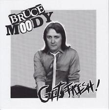 "Bruce Moody-Get Fresh 7"" Unreleased 1982 POWER POP killer!"