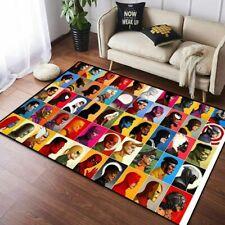 MARVEL Avengers Assemble Anti-Skid Area Rug Indoor Superhero Floor Mat Carpet