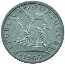 Portugal, 2,50 Escudos, 1985 BEAUTIFUL COLLECTIBLE     #WT29677