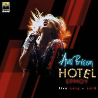 Anna Vissi -Hotel Ermou Live 2015-2018 DELUXE EDITION 3CD SET + 32 PAGES BOOKLET