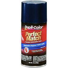 Duplicolor BFM0294 For Ford Codes MK, 7F Twilight Blue 8 oz Aerosol Spray Paint