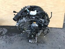 LEXUS 06-13 IS350 ENGINE MOTOR BLOCK 3.5L 6CYL 2GR 160K OEM