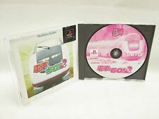 DENSHA DE GO 2 The Best Item ref/cbc PS1 Playstation Japan Game p1