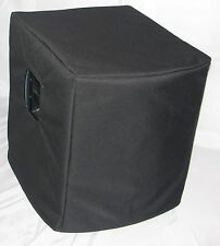2 x Behringer Eurolive B1500D B1500HP Sub Padded Speaker Covers (PAIR)