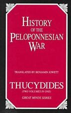 History of the Peloponnesian War (Great Minds Series)