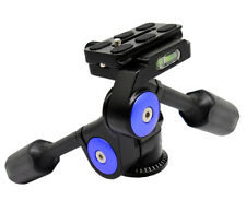 koolehaoda Fluid Drag Head Hydraulic Head Three-dimensional Tripod Head VH-60