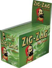 Zig-Zag Regular Green Box
