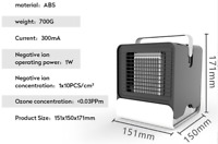 Mini Climatiseur portatif USB