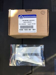 Mopar OEM IAC Valve 03-05 Neon SRT-4 Idle Air Control New with Wiring Connector