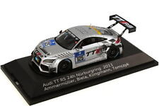 1:43 Audi TT RS 24h Nürburgring 2011 Raeder Nr.125 Biela Tomczyk - Dealer OEM