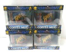 Black Panther Wakanda Forever Coffee Mug (lot of 4) Collectible MCU AVENGERS
