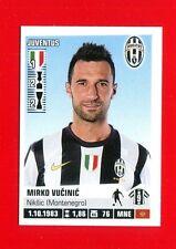 CALCIATORI Panini 2012-2013 13 -Figurina-sticker n 221 - VUCINIC -JUVENTUS-New