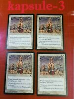4x Staunch Defenders | Tempest | MTG Magic The Gathering Cards