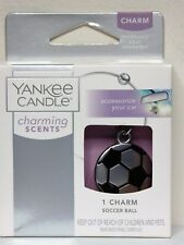 Yankee Candle Charming Scents Soccer Ball Charm-Accessorize Your Car
