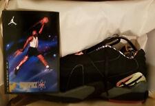 Deadstock 2003 Air Jordan 8 Retro Low VIII Black # 306157 061 Men's SZ 9.5