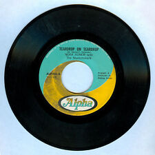 Phil NORA AUNOR WITH THE MUSICMAKERS Teardrop On Teardrop OPM 45 rpm Record