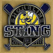 SHORELINE STING CT CONNECTICUT GIRLS SOFTBALL 2006 SPECIAL OFFICIAL BIG PIN OLD