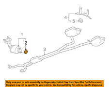 Cadillac GM OEM 04-07 SRX 3.6L-V6 Exhaust-Muffler & Pipe Seal 25768055