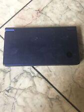 Nintendo DSi Launch Edition Metallic Blue Handheld System, WORKS