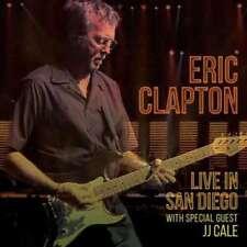 CDs de música rock Rock Eric Clapton