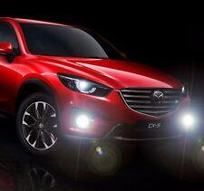 2016 2017 Mazda CX-5 Xenon Halogen Fog Lamps Driving Lights Kit