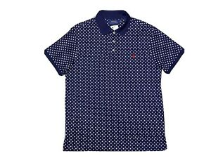New Mens Polo Golf Ralph Lauren Small Pony T-Shirt Large Navy Blue RRP £75