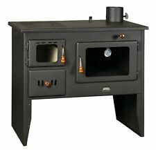 High Efficient Wood Burning Oven Cooking Stove Fireplace Prity W12 Рм